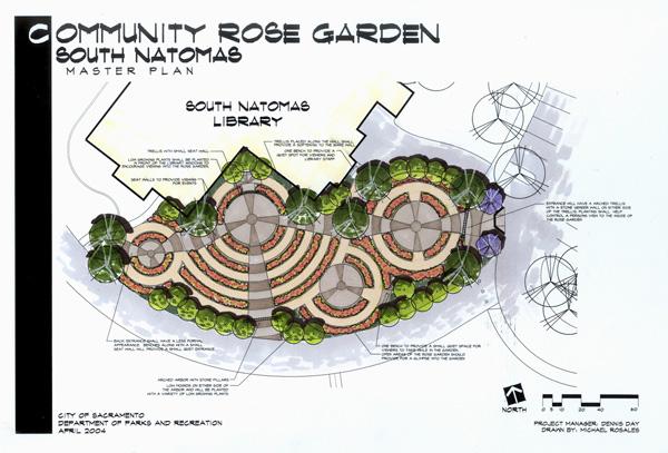 History Natomas Rose Garden